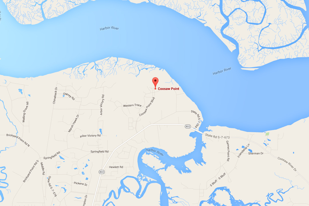 Coosaw Point in Beaufort SC | Homes In Beaufort